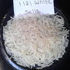 1121 White Sella Basmati Rice  In Okha